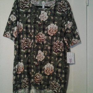 LuLaRoe Irma Tunic Size medium ... NWT!
